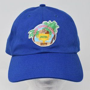 Camp Cookie Champ Girl Scouts Florida 2019 Cap